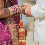 Hindu wedding ceremony held at Adventure Weddings beach wedding venue