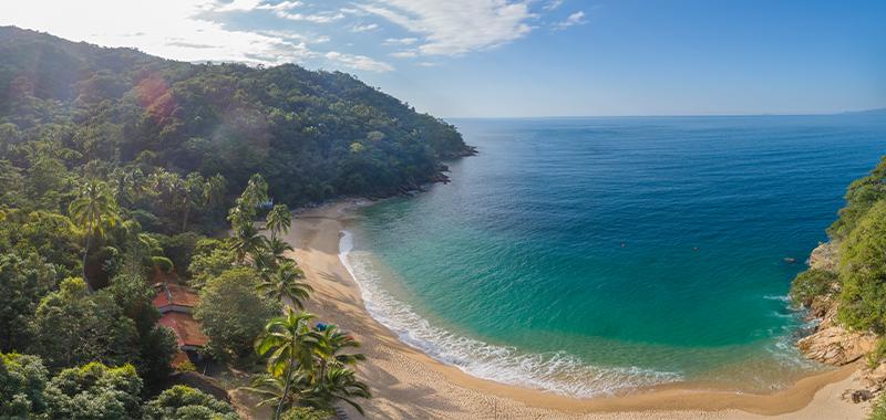 Beach wedding venue by Adventures Wedding - Destination weddings in Mexico