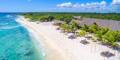Punta Venado Cancun Wedding Venue