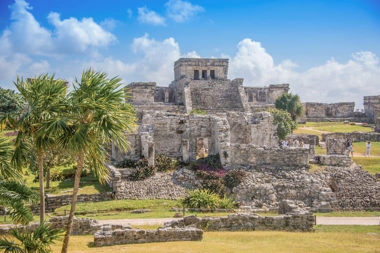 Cancun cultural places