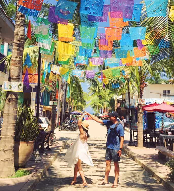 Honeymoon in Sayulita