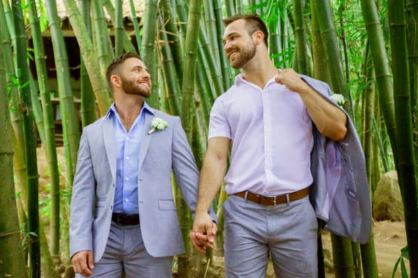 Same-Sex Weddings: Finding the Perfect Gay-Friendly Wedding Venue