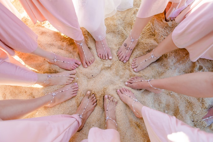 How To Choose The Perfect Beach Wedding Shoes Adventure Weddings