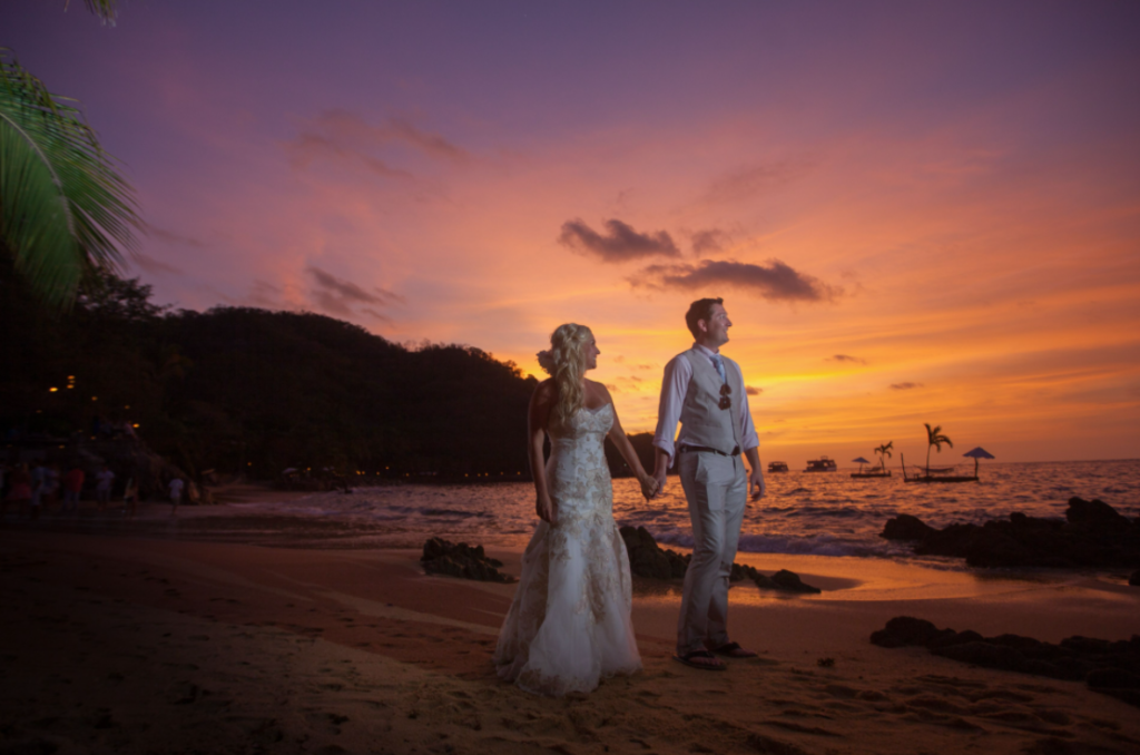 Advantages of a Destination Wedding