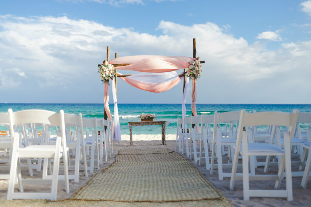 Wedding Etiquette for Hosting a Destination Wedding