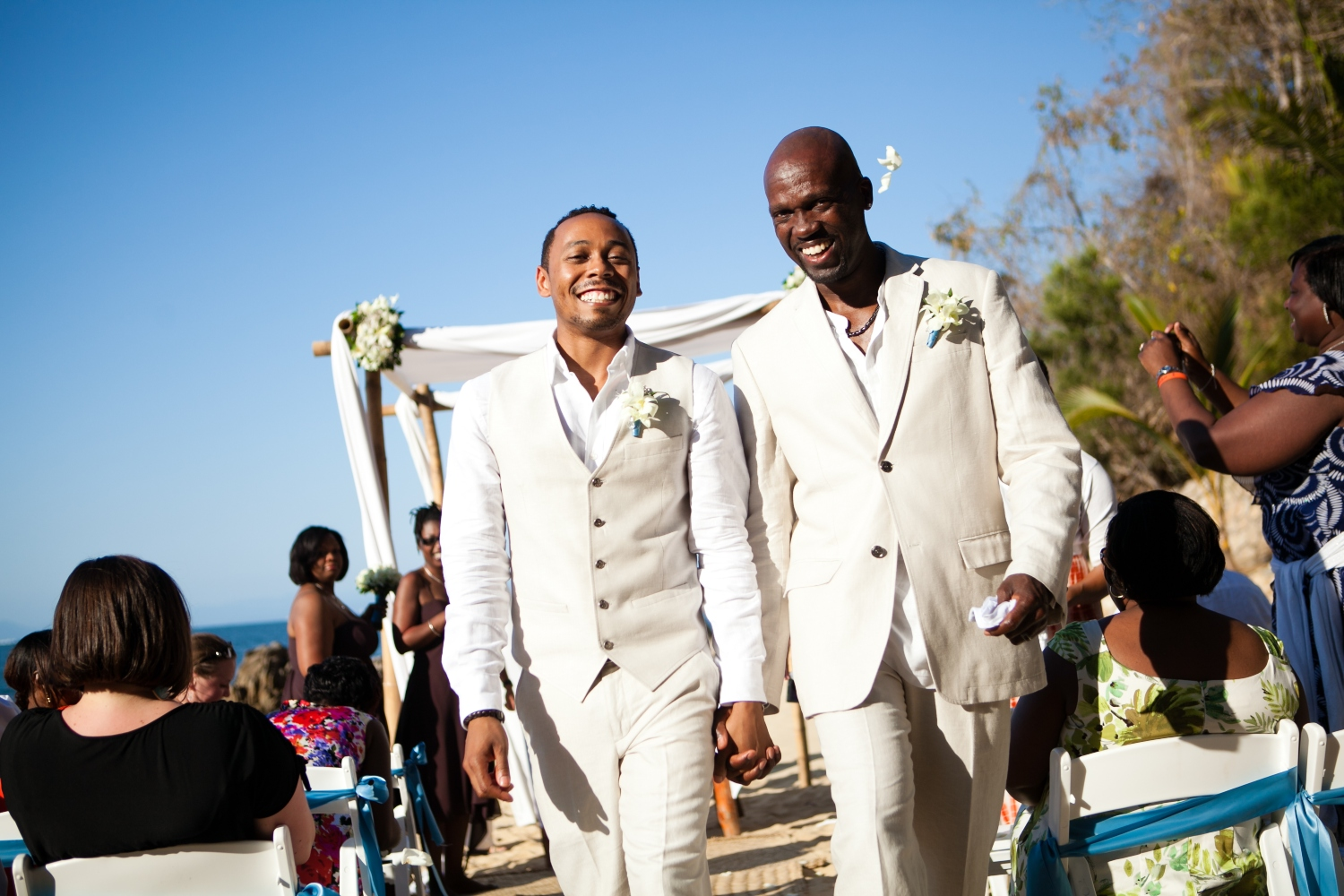 Ceremony Planning Tips for LGBTQ-Friendly Weddings