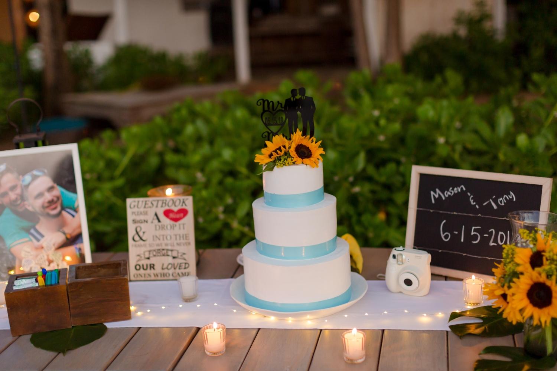 Same Sex wedding ceremony in Mexico