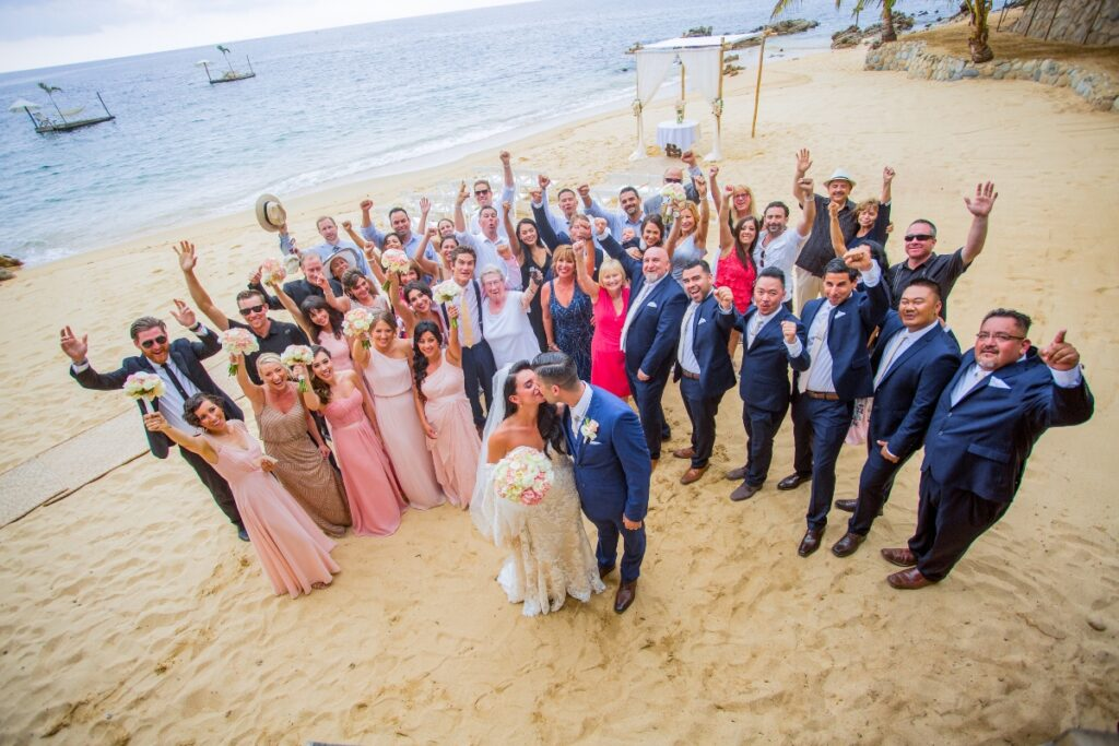 Multigenerational Travel and Destination Weddings