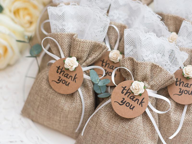 Creative Wedding Welcome Gift Bags