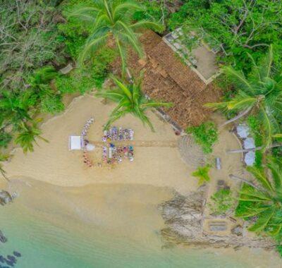 Las Caletas Wedding Venue for Premier Destination Wedding Package in Puerto Vallarta